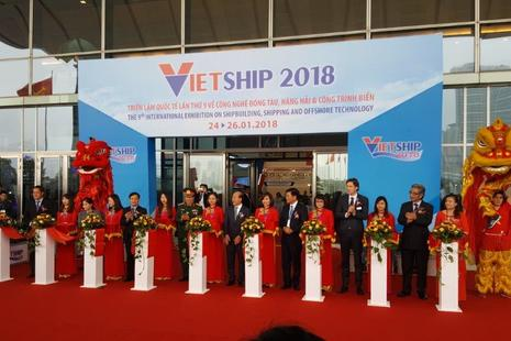 Концерн «Аврора» принял участие в выставке «VietShip» во Вьетнаме