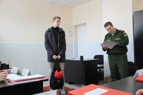 С апреля по июль в армию планируют отправить 315 юношей