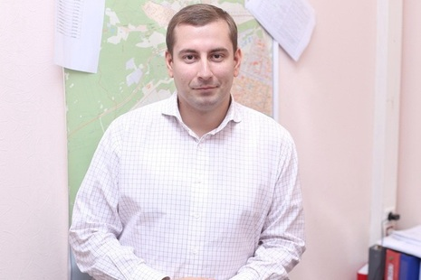 Антон Полянский: «Cделаем район чистым»