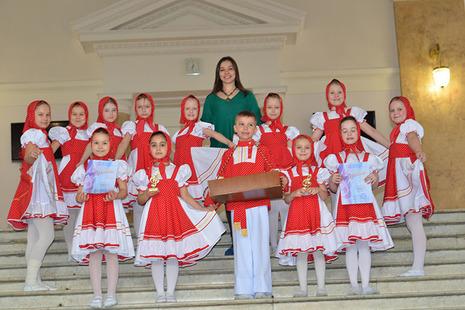 Танцоры из ДДТ «Юность» стали лауреатами Всероссийского конкурса