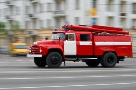 В Выборгском районе произошло 6 пожаров