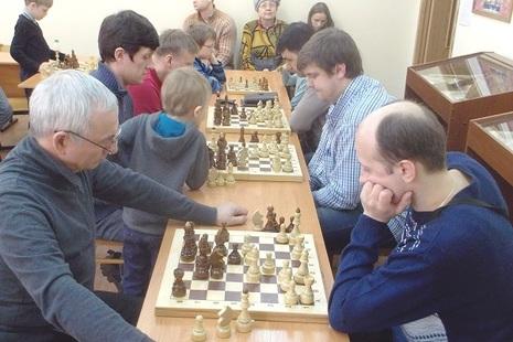 Шах и мат в честь Дня Победы